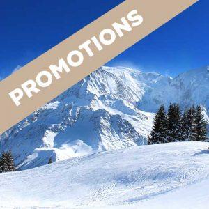 Promotion première neige