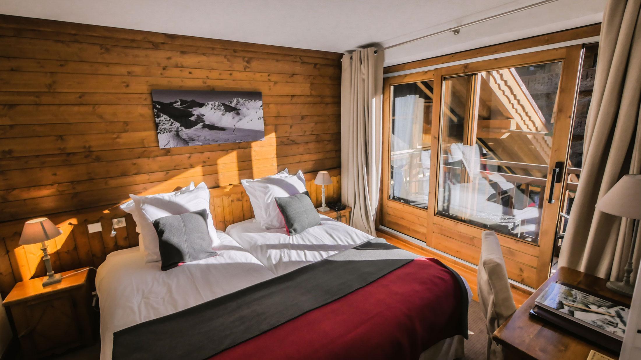 Standard Forest Room – 18m²
